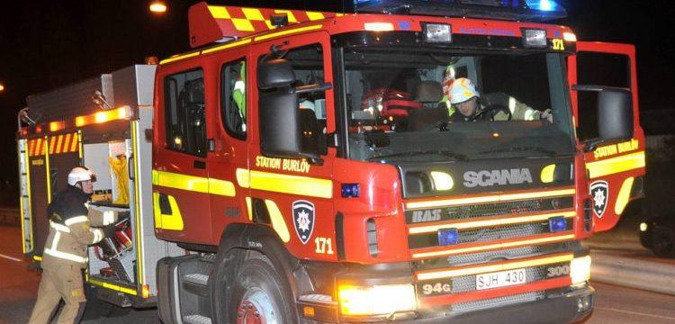 Brandkår får ej läggas ner i Burlöv