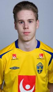 Pontus Jansson, 16 år
