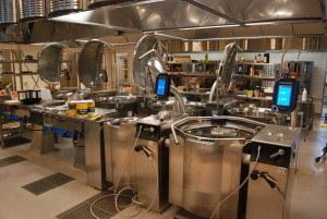 Nytt kök på dalslundskolan
