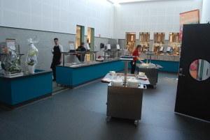 Serveringslokalen på Dalslundskolan